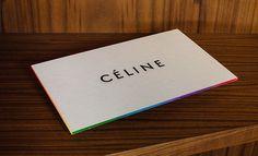 Celine Invitation Spring Summer 2013 fashion-marketer.com #invitation #fashion #defile #fashionweek #inspiration #catwalk #event #design #creation #ss13 #celine #fashionmarketer