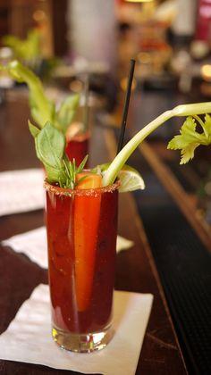 Bloody Mary!  Yum!