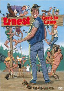 """Ernest P. Worrell, America's lanky, lovable know-it-all (played to perfection by comedian """"Hey, Vern! KnoWhutImean?"""" Jim Varney), stars as the hero of this frenetic, side-splitting comedy. The handyman at Kamp Kikakee, Ernest achieves his greatest ambition and becomes a camp counselor to a gang of juvenile delinquents from the Midstate Boys Detention Center!"""