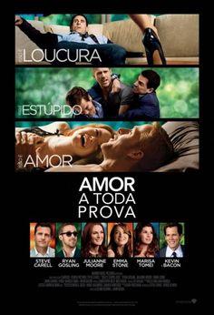 Amor A Toda Prova - Crazy Stupid Love
