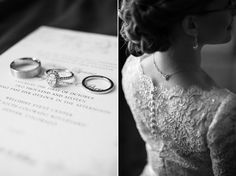 Classy, Timeless Bridal Portraits by René Tate Photography