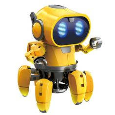 """awesome Elenco Teach Tech """"Zivko The Robot"""", Interactive A/I Capable Robot with Infrared Sensor, STEM Learning Toys for Kids Ai Robot, Robot Kits, Stem Learning, Learning Toys, Sierra Leone, Montenegro, Belize, Ghana, Ecuador"""