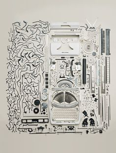 Todd McLellan's Photographs Take Objects Apart | iGNANT.com