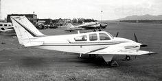 F-BNPZ Beech Model55 Baron c/n TC-585 | by eLaReF