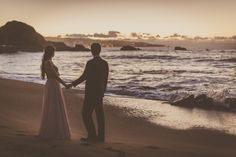 Vale & Ignacio | Viña del Mar, #Chile | #beach #destination #wedding #photography #fotografa #matrimonio #pastels #playa #sunset