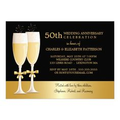 Wedding Anniversary Invitations Anniversary Invitations And 50th Wedding Anniversary