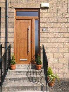 Rockdoor manufacture the most secure Front doors, Back Doors and Barn Doors in the UK - Design your dream door today at www.rockdoor.com. Oak Front Door, Back Doors, Composite Door, Light Oak, Stables, Garage Doors, Barn, Industrial, Outdoor Decor