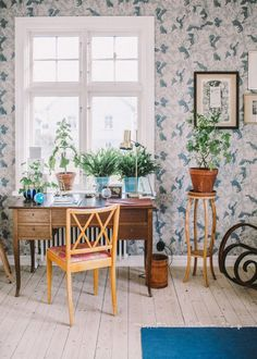 Love that room.