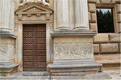 Carlos V Palace Alhambra Grenada Spain