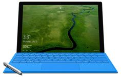 Microsoft Surface Pro 4, Microsoft are once again proposing that it's 'The tablet that can replace your laptop'.