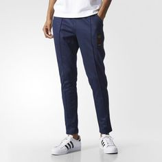 Budo Tapered Pants - Blue