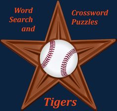 Detroit Tigers Word Search