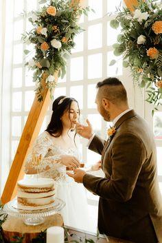 Provo, Utah -Gorgeously styled bohemian wedding ceremony and reception at White Shanty wedding venue. Wedding Ceremony, Wedding Venues, Reception, Bohemian Style, Wedding Dresses, Cake, Photography, Bride Dresses, Wedding Gowns