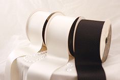 This is the heavy one.  Silk Satin Ribbon - Double Faced, Style.http://www.silkribbon.com/products/silk-satin-ribbon-double-faced-style-4000