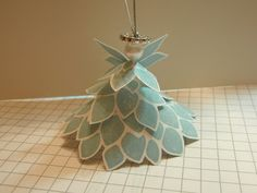 Paper Vernissage: Fabulous Flower Angel