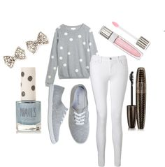 """""""a cassual day"""" by robison5 on Polyvore"""