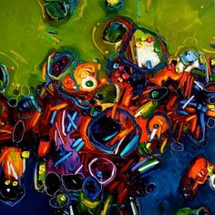 Charles Forsberg Encaustic, Artist Inspiration, Creative, Canvas, Painting, Creative Inspiration, Art, Anime, Painting Media
