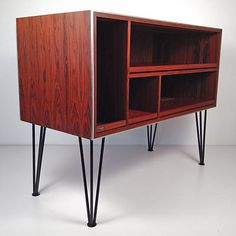 Vintage Bang & Olufsen stereo cabinet