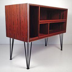 Vintage Bang & Olufsen stereo cabinet
