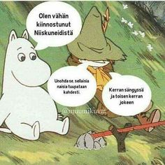 Finnish meme Finnish Memes, Wtf Funny, Funny Memes, Learn Finnish, Tove Jansson, Moomin, I Laughed, Haha, Language
