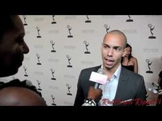 #DaytimeEmmys Nominee Party: #RedCarpetReport @Linda Antwi's interview  http://ht.ly/m4j8H w/ @BrytonEjames