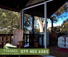 What better way to start a new week with the sound of birds singing and the smell of the great outdoors in our luxury tent units at #7Passes. To book your accommodation, contact us on 079 403 6585.