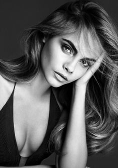 Cara Delevingne...she is gorgeous and seems to have quite the personality haha