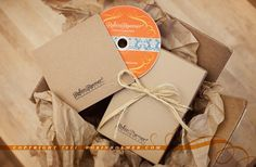 Robin Roemer Photography - Rice Studio Supply - photo print packaging - CD/DVD sleeves - boxes