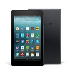 "Discounted Fire 7 Tablet with Alexa, 7"" Display, 8 GB, Black - with Special Offers  #7""Display #8GB #AMAZONKindleFireHD7 #Black-withSpecialOffers #Fire7TabletwithAlexa #TABLETS #tabletsandroid"