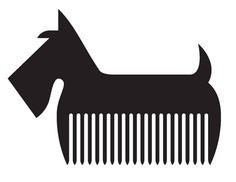 Would be an appropriate logo for a dog grooming company!