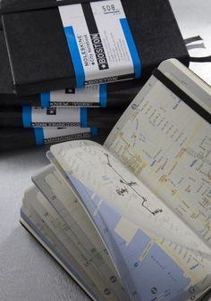 Moleskine City Notebook - New York, Pocket, Black, Hard Cover (3.5 x 5.5) (City Notebooks):Amazon:Books