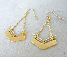 ShlomitOfir - Bauhaus Earrings