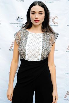 Crystal Reed at the ATC 2016 #buildATC Gala, 1 October 2016.