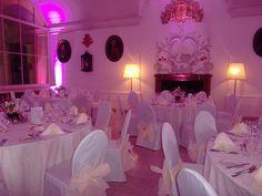 27.04.2013 Vanity, Chandelier, Ceiling Lights, Weddings, Mirror, Lighting, Home Decor, Vanity Area, Homemade Home Decor