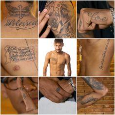 Miss da Silva Santos: Photo Neymar Jr Tattoos, Love You Babe, My Love, Good Soccer Players, Star Wars, James Rodriguez, Best Player, Body Art Tattoos, Tatoos