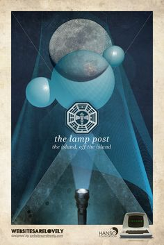 LOST DHARMA Initiative stations The Lamp Post