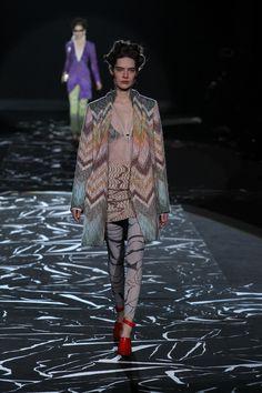 Suzy Menkes column on the Missoni Fall/Winter 2015-2016 at Milan Fashion Week | Vogue English