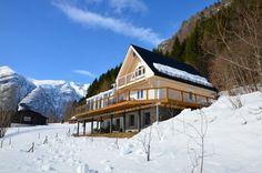 Villa Sognefjord #Norway