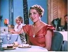 Mary Pickford in Star Night at the Cocoanut Grove (1934), her only film appearance in Technicolor