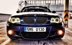 Georgos AC - BMW E87 130i ///Mpaket - Le Mans Blau