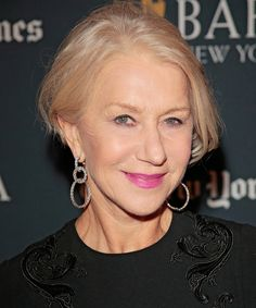 "Helen Mirren on One Hilarious Reason She Became an Actress: ""Unbelievable Vanity""  from InStyle.com"