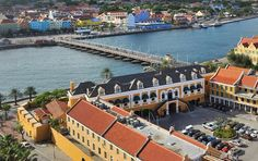 Bridge in Curacao, Netherland Islands