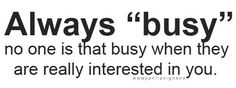 busy busy busy