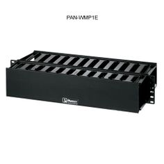 PANDUIT PatchLink Horizontal Cable Manager -  Allows you to #organize and manage your #patchcords horizontally. Lightweight plastic construction provides durability and easy installation. Patented dual hinged cover allows #cable access without removing cover. Flexible fingers allow easy installation and removal of #cables.