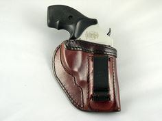 Another Don Hume H715M W/C for my S 642. I love this holster so I've got a model for a number of different weapons.
