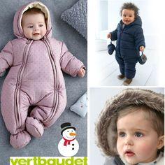 Schneeanzug für Babys und Kleinkinder