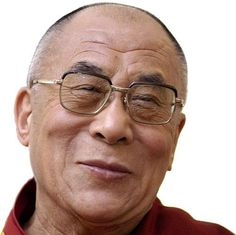 """We can live without religion and meditation, but we cannot survive without human affection."" - His Holiness The Dalai Lama"