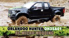 Orlandoo Hunter OH35A01 - RC Micro Mudding