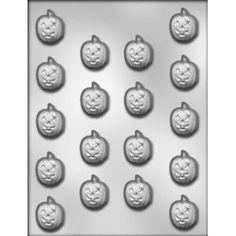 90-3013 Jack 'O Lantern Chocolate Candy Mold – Preegle.com