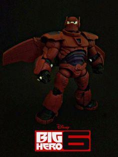 Baymax (Marvel Legends) Custom Action Figure